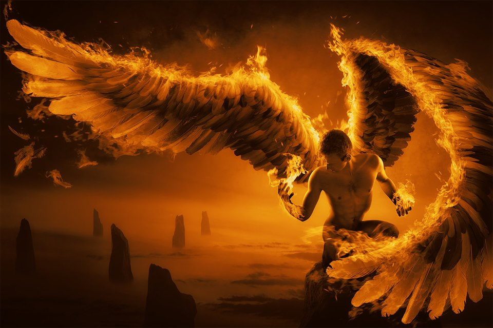 angel-male-fire