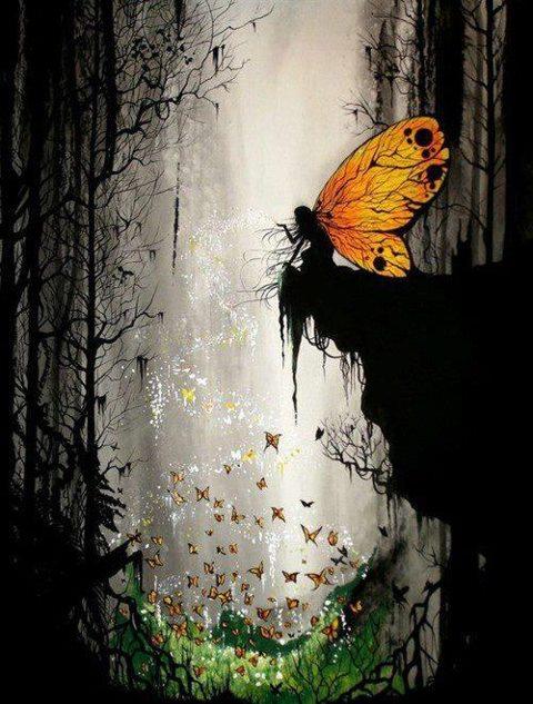 butterfly-faey