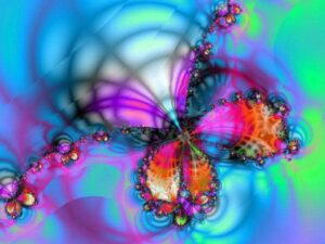 butterfly=fractal