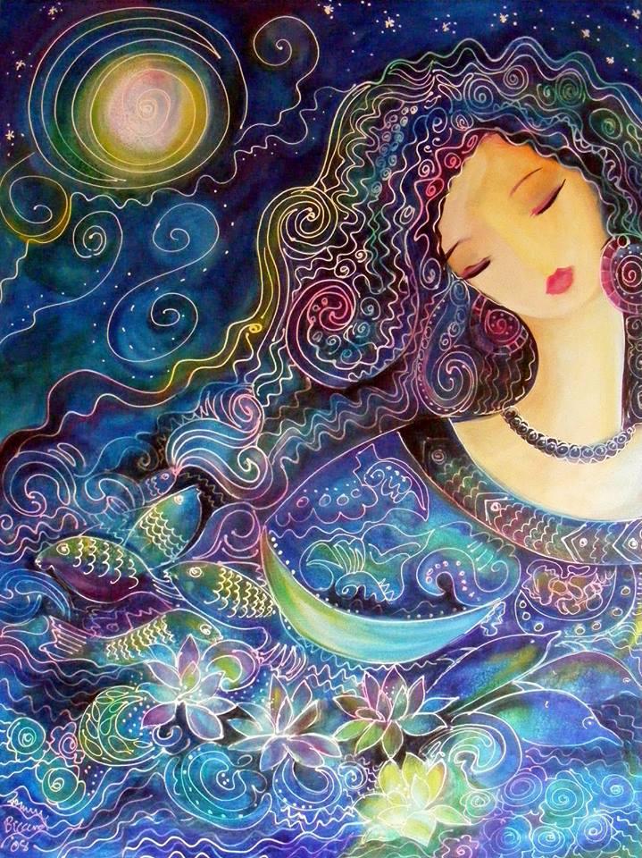 goddess-spirals