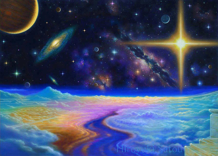 rainbow-cosmos